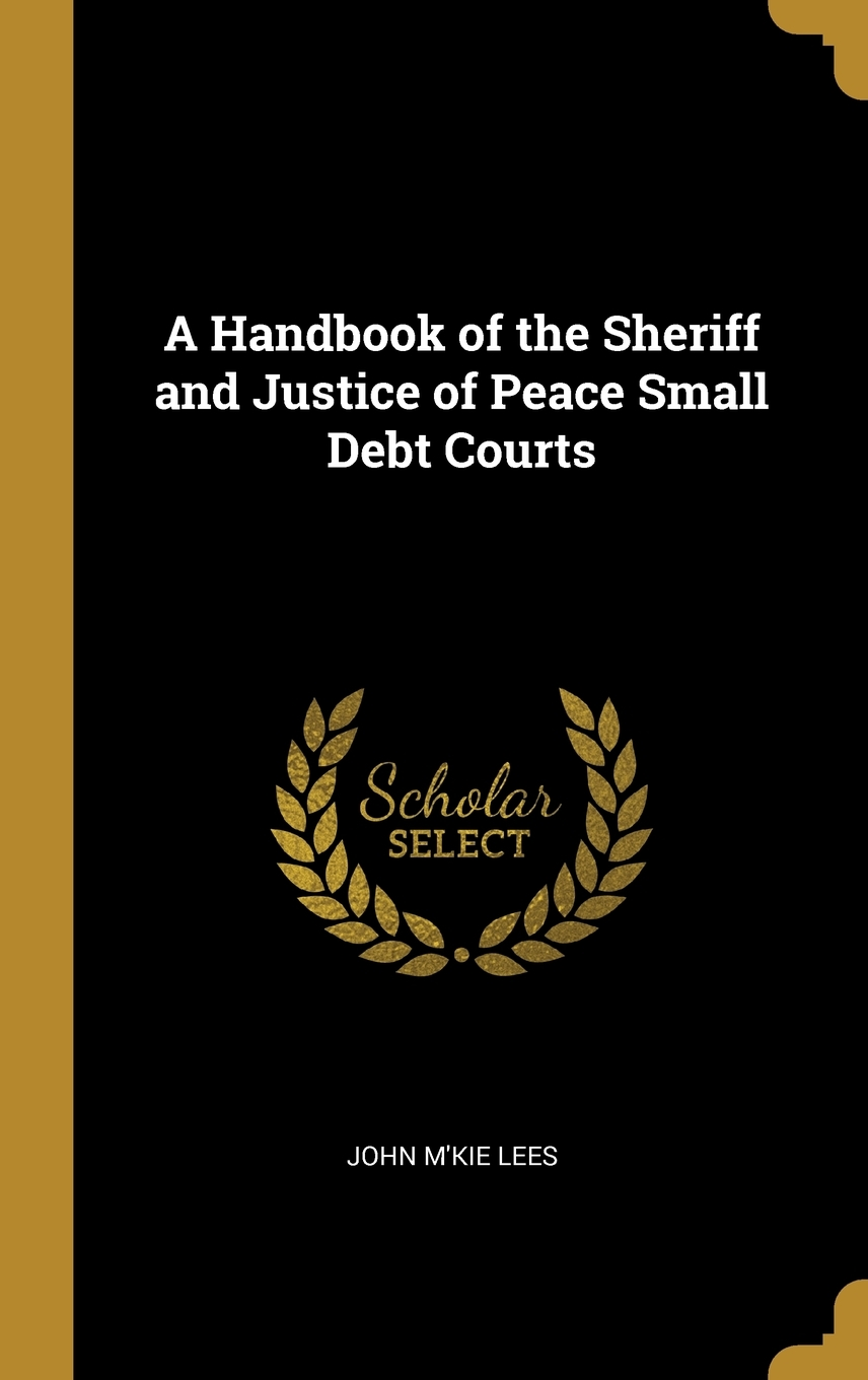 Justice of the peace handbook wa