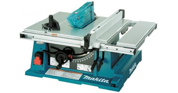 Makita table saw 2704 manual