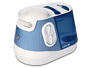 Vicks ultrasonic humidifier v5100n manual
