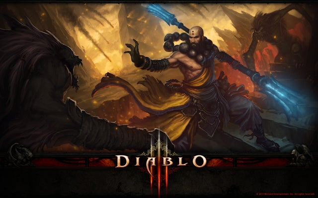 Diablo 3 sprinter guide monk