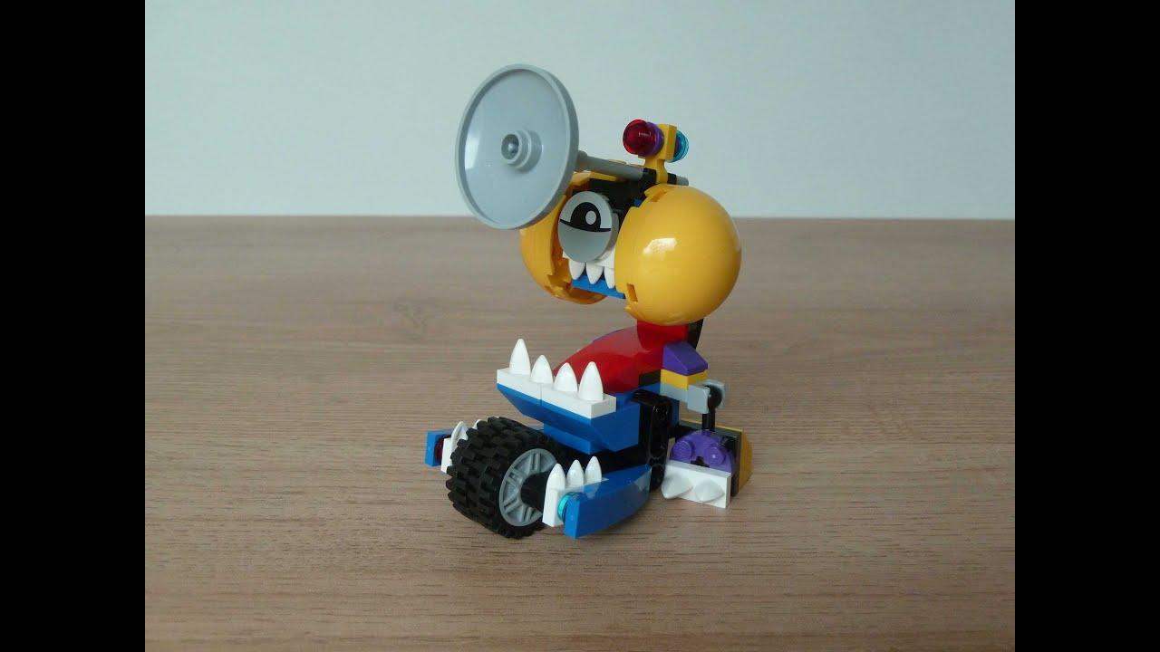lego mixels all instructions