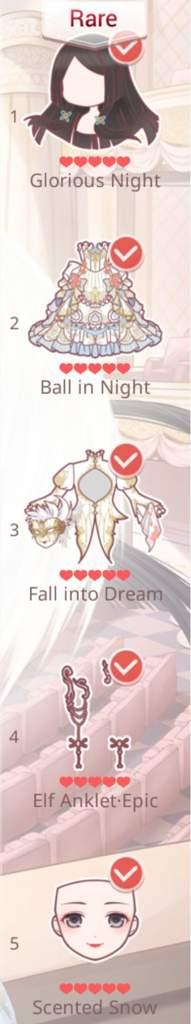 Love nikki guide chapter 10