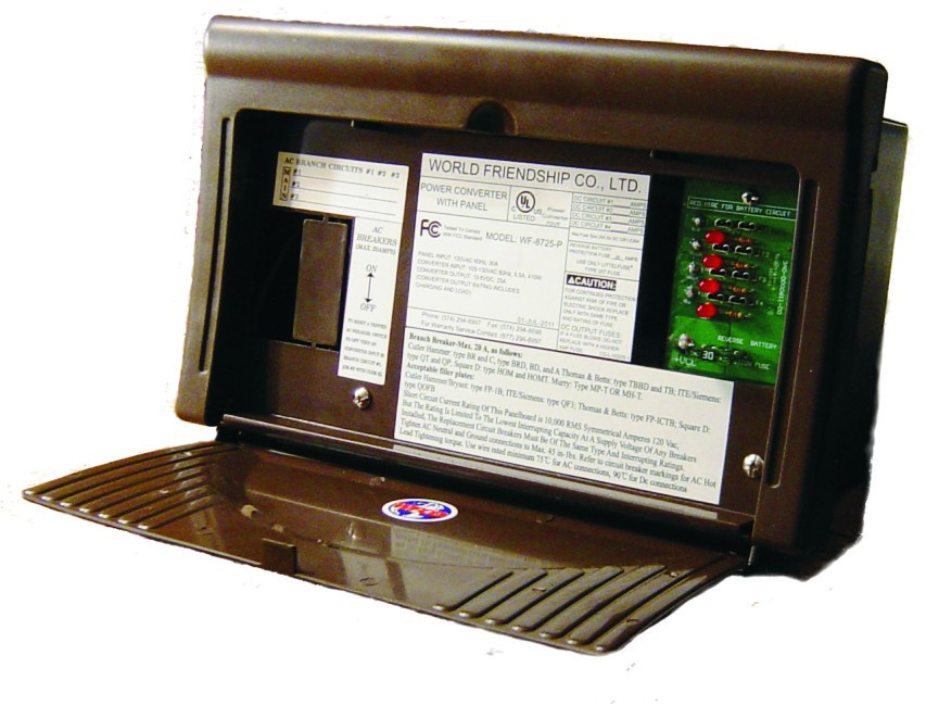 wfco 3 stage converter manual