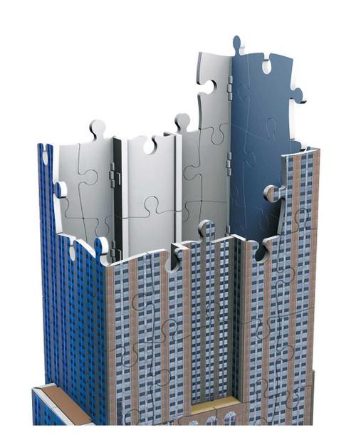 ravensburger 3d puzzle empire state building instructions