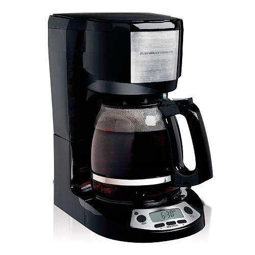 Hamilton beach 42 cup coffee maker manual