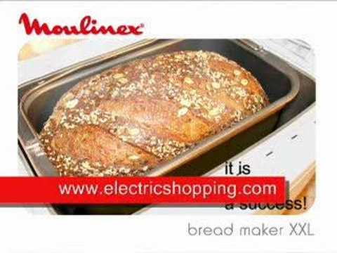 moulinex home bread xxl manual