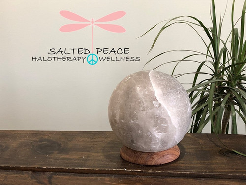 Salt lamp care instructions