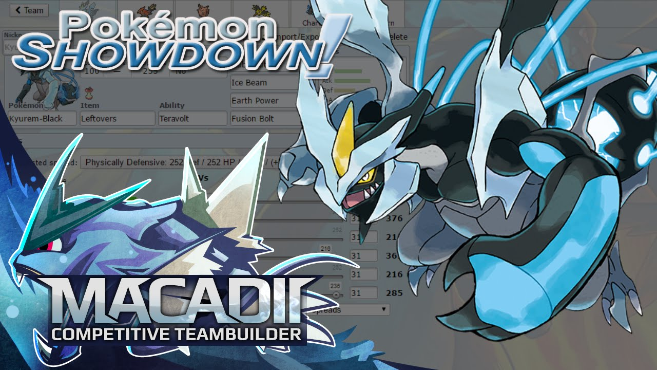 Pokemon showdown how to make an account