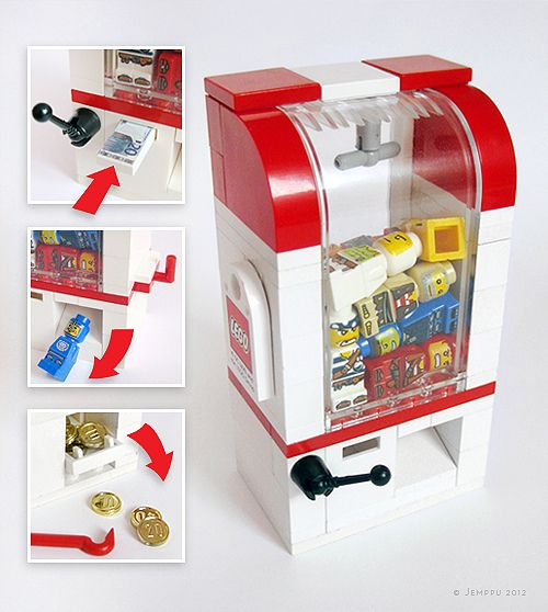 lego pokemon dispenser instructions