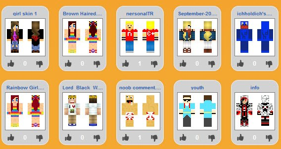 how to manually change minecraft skin while online