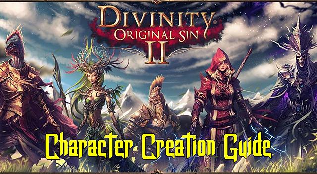 Divinity original sin 2 class guide
