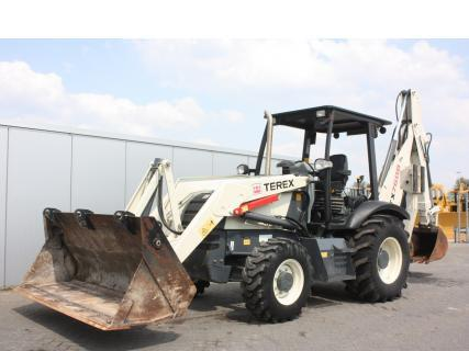 terex 760 backhoe parts manual