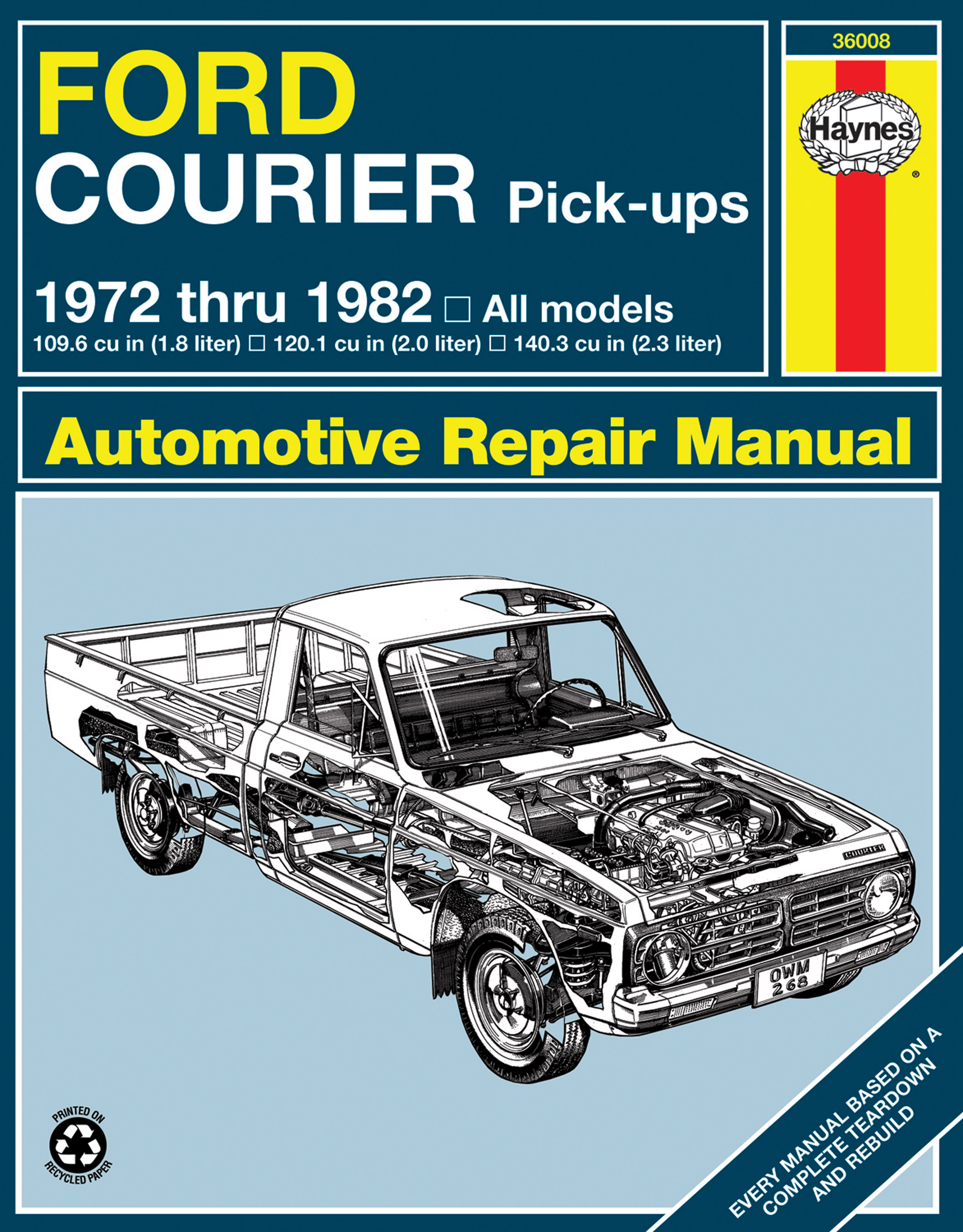 Ford courier repair manual pdf