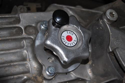 Ford ranger manual transfer case conversion