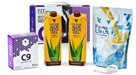 forever living products clean 9 instructions