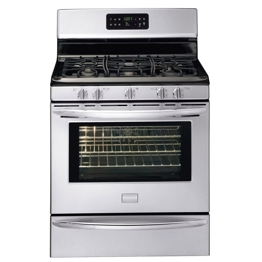 frigidaire gallery gas range manual