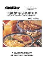 Goldstar hb 026e user manual