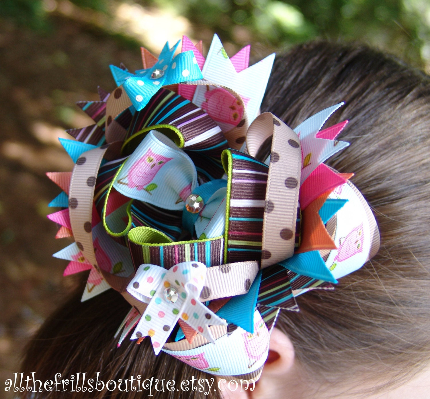hair bow instructions guide