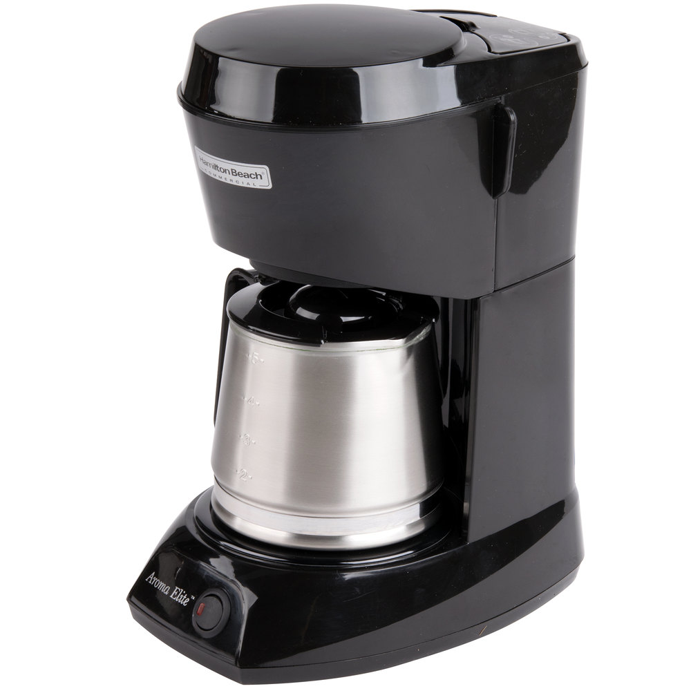 Hamilton beach 42 cup coffee maker manual