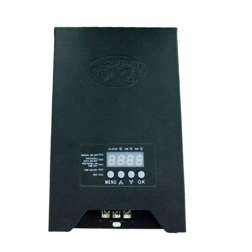 Hampton bay 200 watt transformer manual