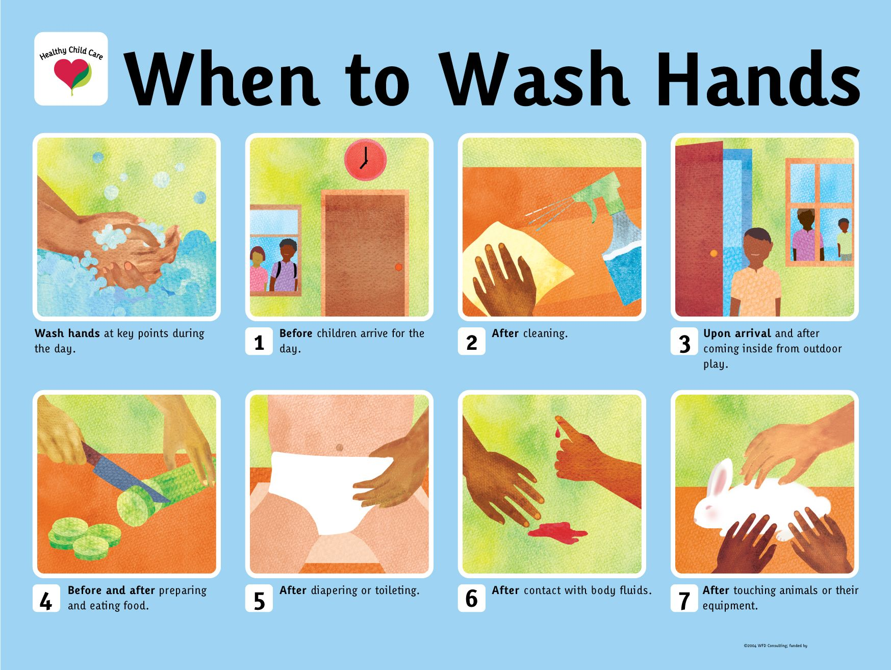 hand washing instructions poster pdf