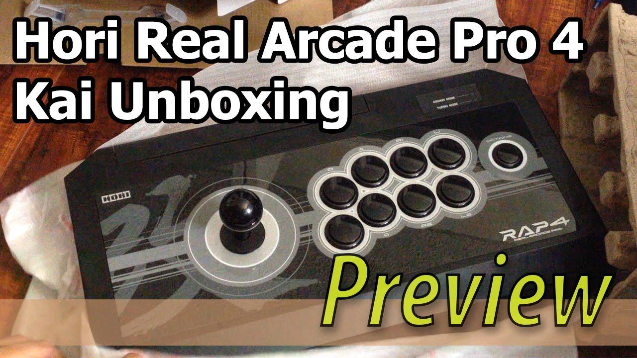Hori real arcade pro 4 kai manual