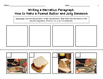 how to make a sandwich instructions for kids