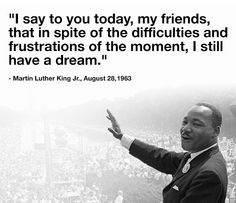 I have a dream by martin luther king summary pdf
