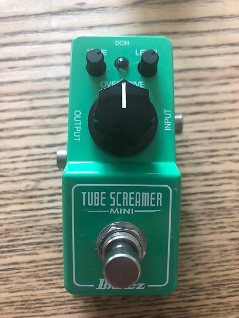 ibanez tube screamer mini manual