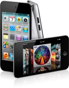 Ipod touch 4th generation manual