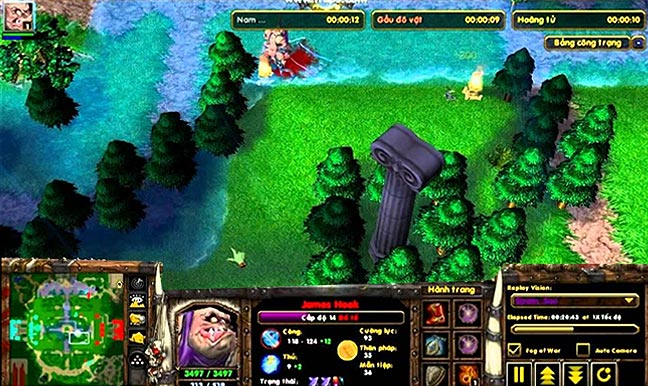Jurassic park survival warcraft 3 guide