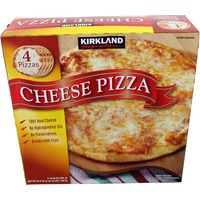 Kirkland cheese pizza cooking instructions