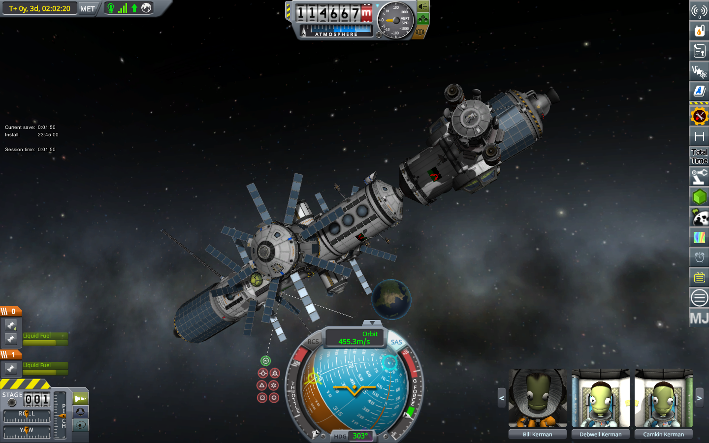 Ksp how to make easy science