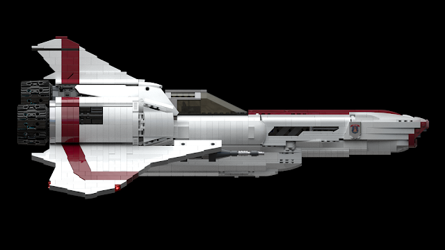 lego battlestar galactica viper instructions