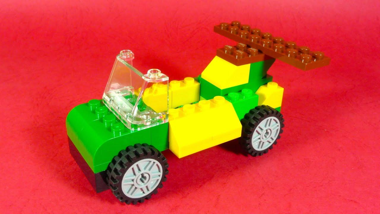 Lego race car building instructions