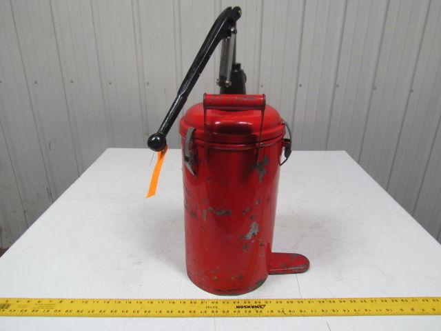 Lincoln grease pump repair manual