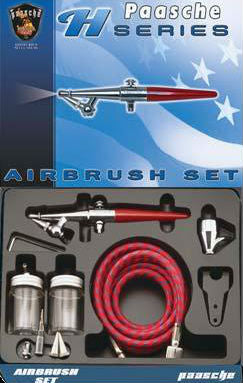 master airbrush assembly instructions