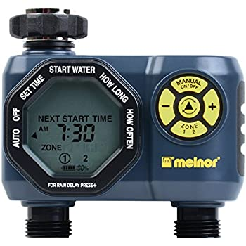 melnor water timer instructions