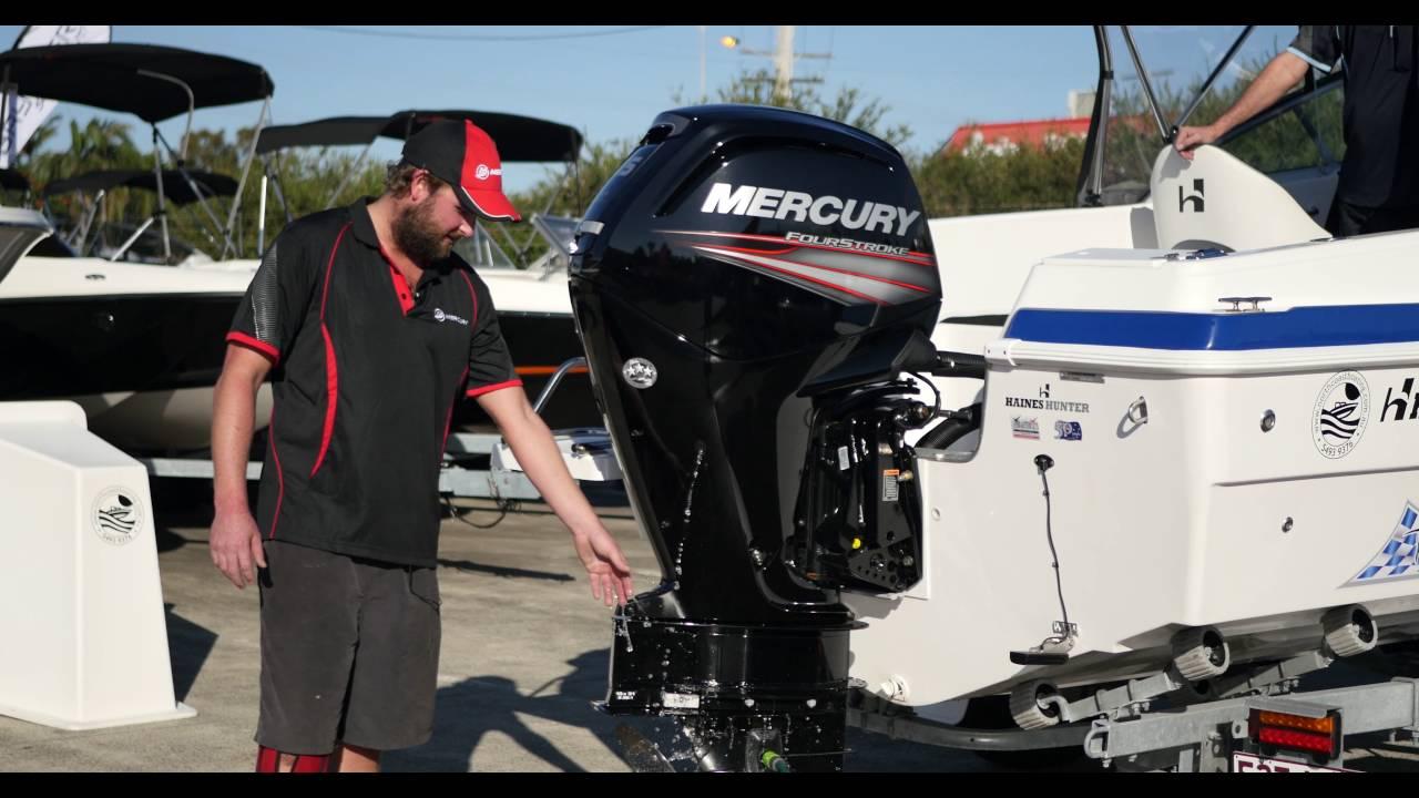 mercury 90 hp saltwater series manual