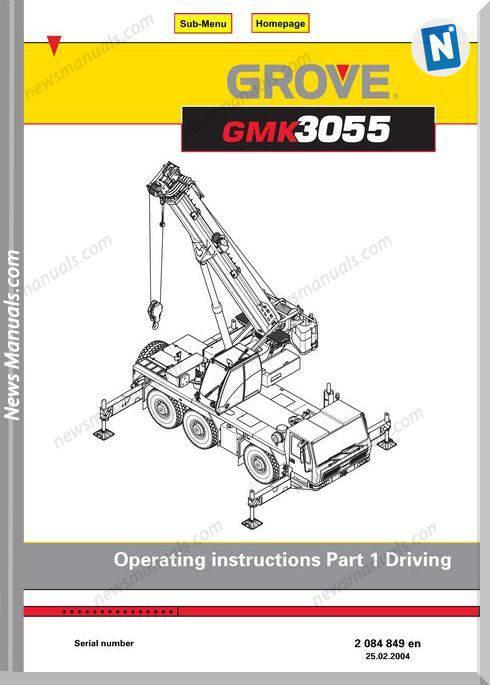mobile crane operation manual pdf
