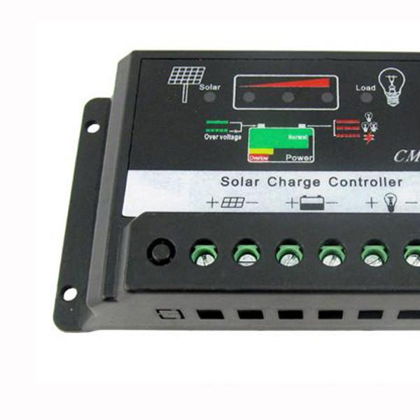 mohoo 20a charge controller user manual