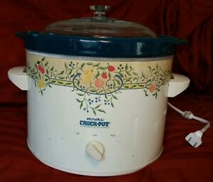monier crock pot 3150 manual