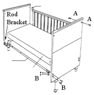 Mothers choice cot assembly instructions