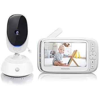 Motorola comfort 50 baby monitor manual