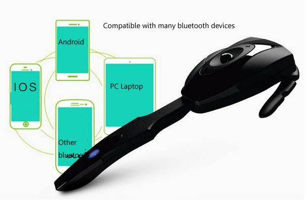 nexxtech destination bluetooth headset manual