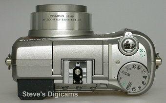 Olympus c 750 ultra zoom manual