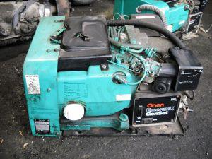 Onan 4000 emerald plus generator manual