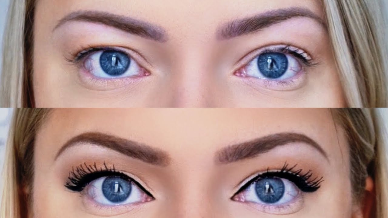 One eye is smaller than the other how to fix