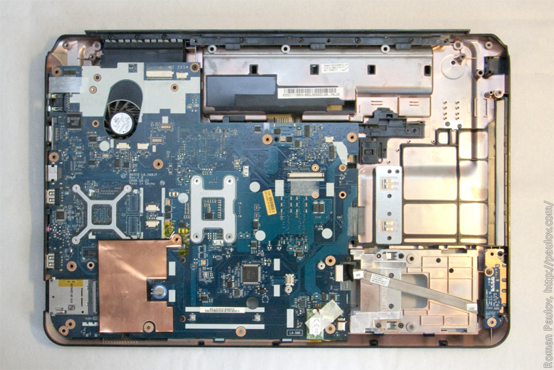 Packard bell easynote disassembly manual