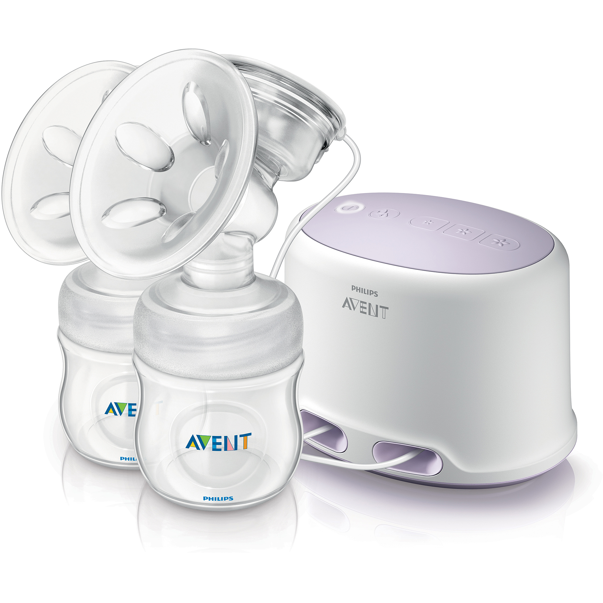Philips avent double electric breast pump manual